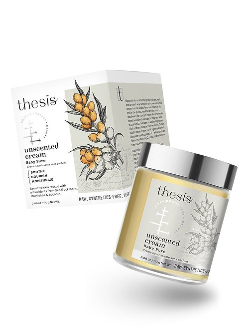 Thesis Body Cream Unscented - Baby Pure Cream