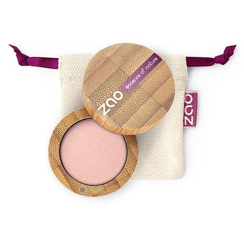 Zao Matt Eyeshadow - Golden Old Pink (204)
