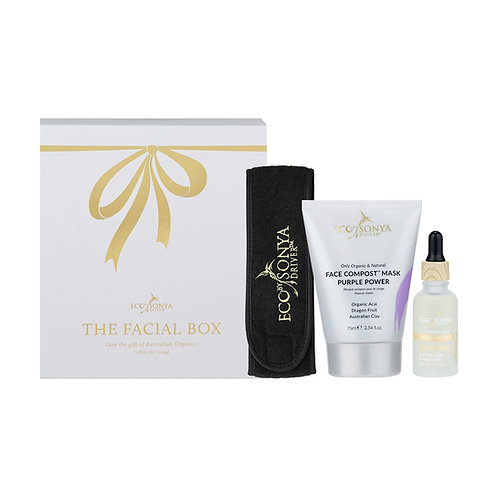 Eco By Sonya Limited Edition Facial Box