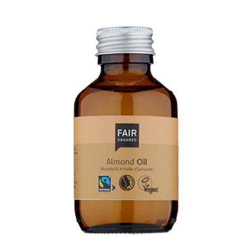 FAIR SQUARED Almond Oil (organic) 100ml