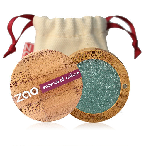 Zao Pearly Eyeshadow - Pearly Turquoise (109)