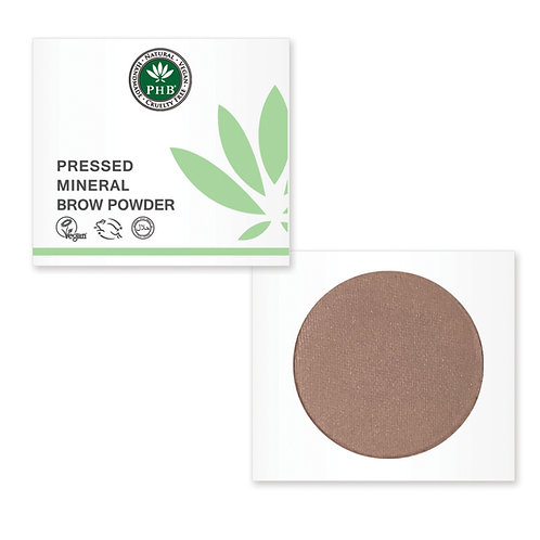 PHB Ethical Pressed Mineral Brow Powder - Ash Blonde
