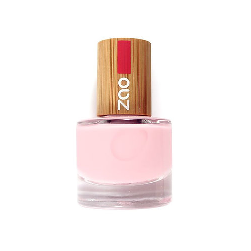 Zao Nail Polish - French Pink (643)