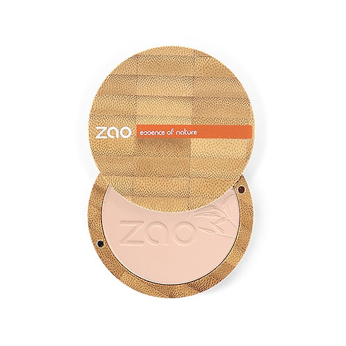 Zao Compact Powder - Cappucino (304)