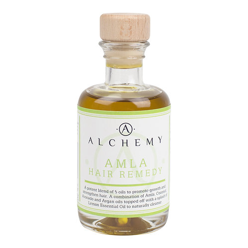 Alchemy Oils Amla Hair Remedy 100ml