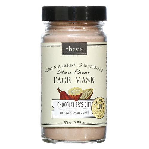 Thesis Chocolatier's Gift Face Mask