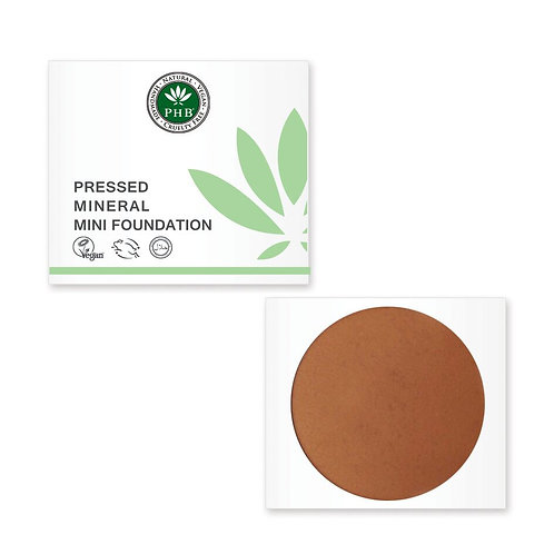 PHB Ethical Mini Pressed Mineral Foundation Spf 30 -Cocoa 3g