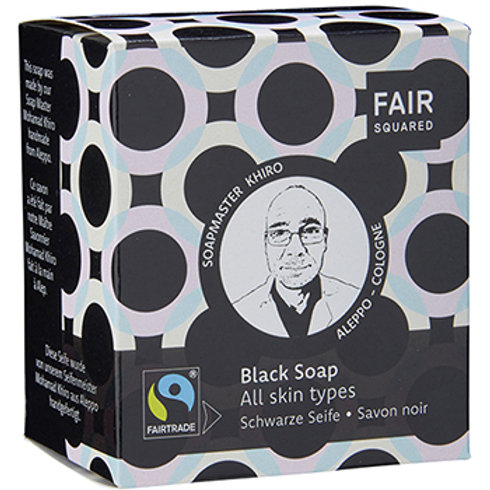Fair Squared Black Soap - All Skin Types - 2 x 80g