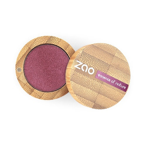 Zao Pearly Eyeshadow - Ruby Red (115)