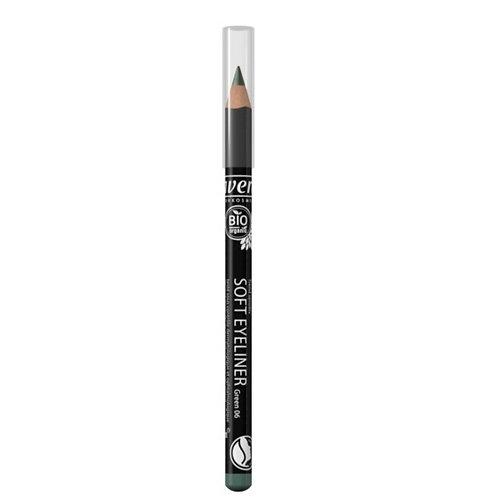 Lavera Organic Soft Eyeliner Pencil - Green 06