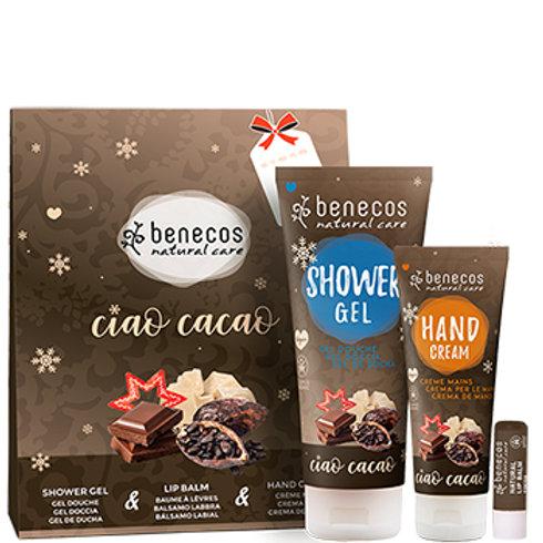 Benecos Ciao Cacao Skincare Gift Set