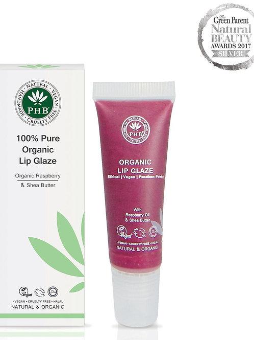PHB Ethical 100% Pure Organic Lip Glaze - Mulberry