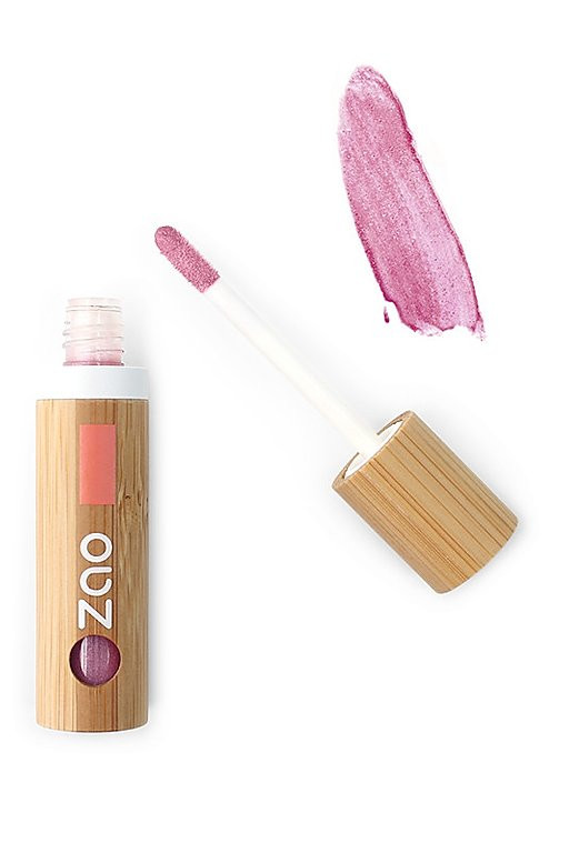 Introducing Refillable Organic Lip Gloss & Polish from Zao