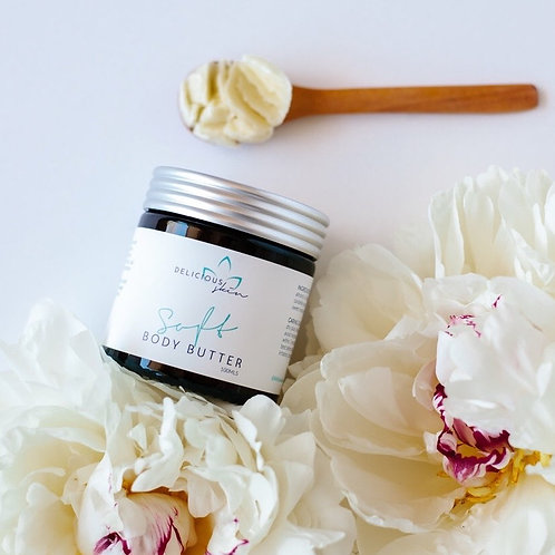 Delicious Skin Soft Body Butter 100mls