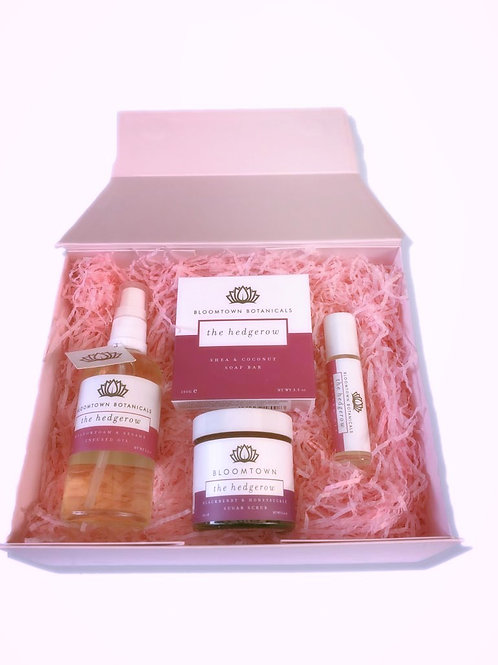 Bloomtown Bodycare Gift Set - The Hedgerow