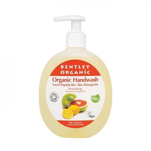 Bentley Organic Detoxifying Handwash with Grapefruit, Lemon and Seaweed 250ml
