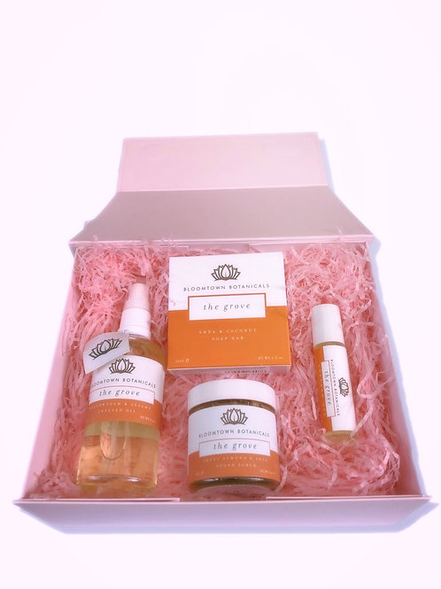 Bloomtown Bodycare Gift Set - The Grove