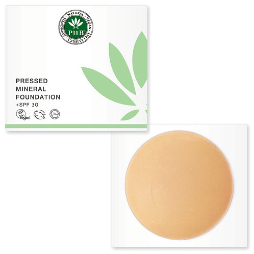 PHB Ethical Pressed Mineral Foundation + Spf 30 - Medium