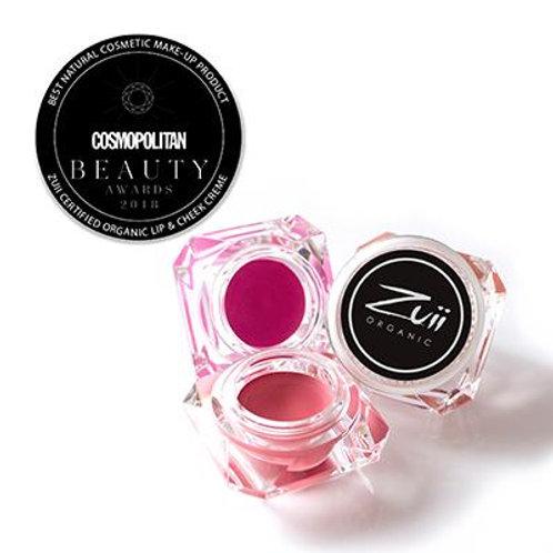 Zuii Organic Flora Lip & Cheek Creme - 8 Shades
