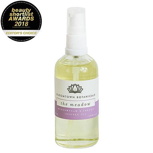 Bloomtown Nourishing Body & Bath Oil: The Meadow