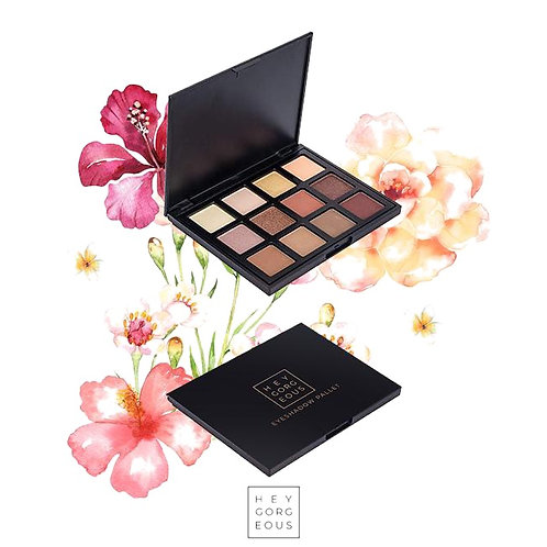 Natural Eyeshadow Palette By Hey Gorgeous