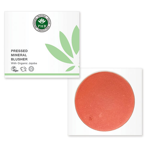 PHB Ethical Pressed Mineral Blusher Spf 15 - Peach