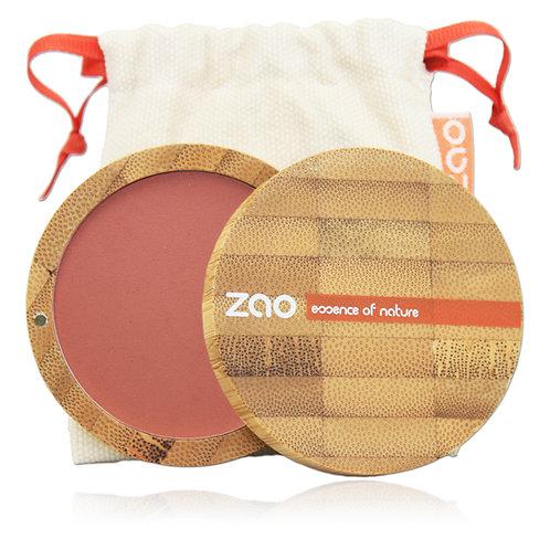 Zao Refillable Blush - Brown Pink (322)