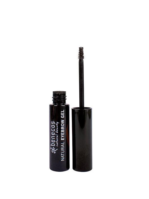 Benecos Natural Eyebrow Gel - Brunette