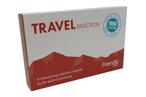 Friendly Soap Travel Selection Box