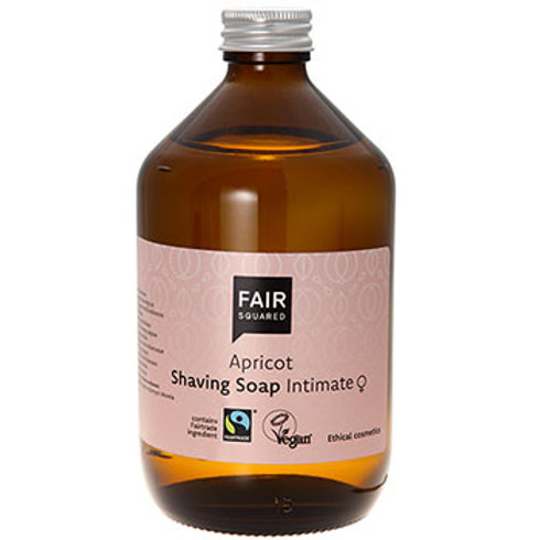 Fair Squared Shaving Soap Intimate - Zero Waste - 500ml