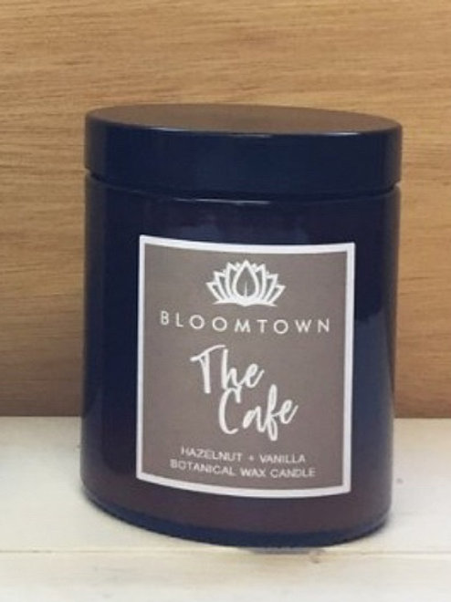 Coconut Wax Candle - The Cafe