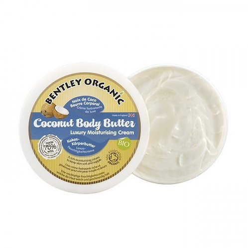 Bentley Organic Coconut Body Butter 200g