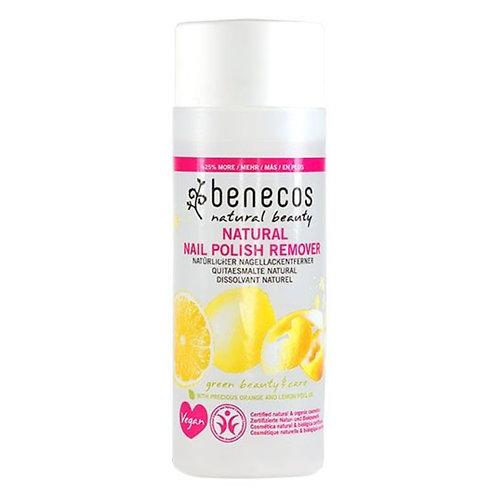 Benecos Nail Polish Remover 125ml