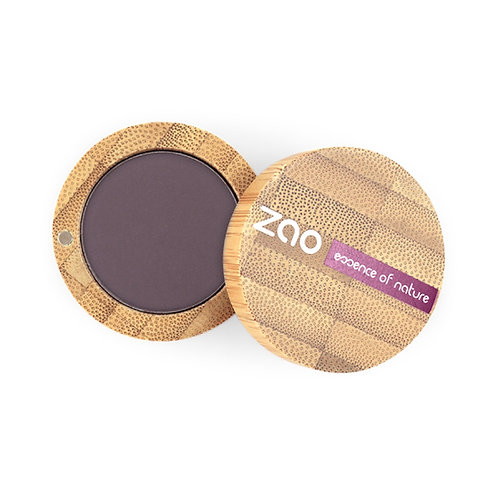 Zao Matt Eyeshadow - Dark Purple (205)