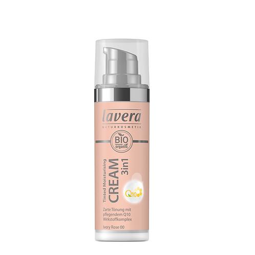 Lavera Tinted Moisturising Cream 3 in 1 Q10 - Ivory Rose 00