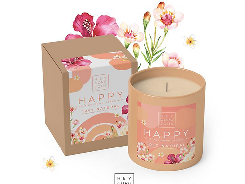 Happy Massage Candle by Hey Gorgeous
