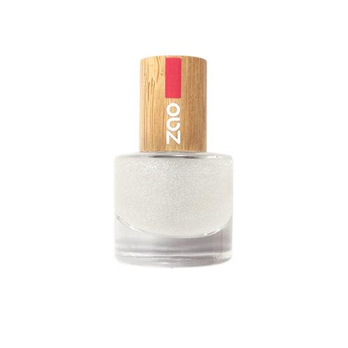 Zao 'Secret Garden' Summer Collection Nail Polishes - Glitter Top Coat (665)