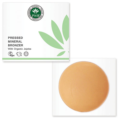 PHB Ethical Pressed Mineral Bronzer + Spf 15 - Bronze