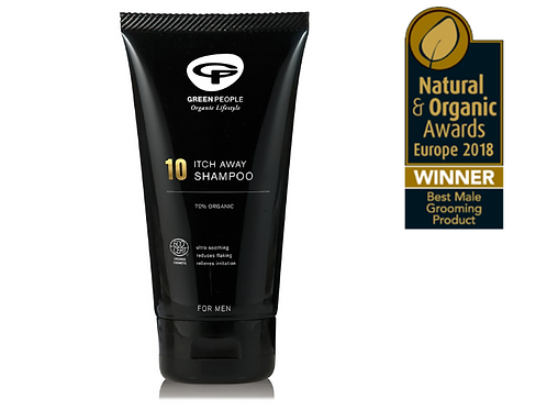 Green people for Men No.10 Itch Away Shampoo 150ml