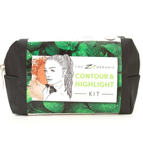 Zuii Organic Contour & Highlight Kit