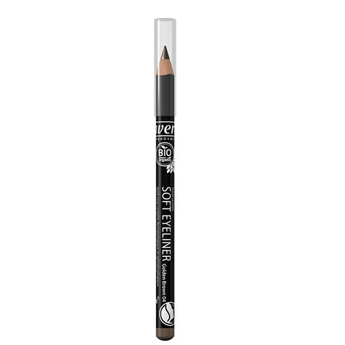 Lavera Organic Soft Eyeliner Pencil - Golden Brown 04