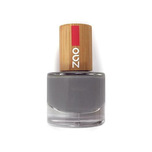 Zao Nail Polish - Grey (649)