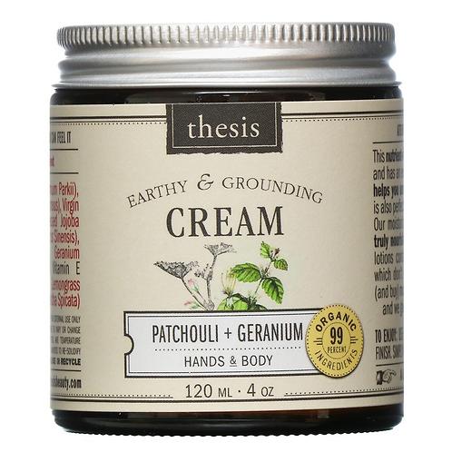 Thesis Patchouli & Geranium Body Cream