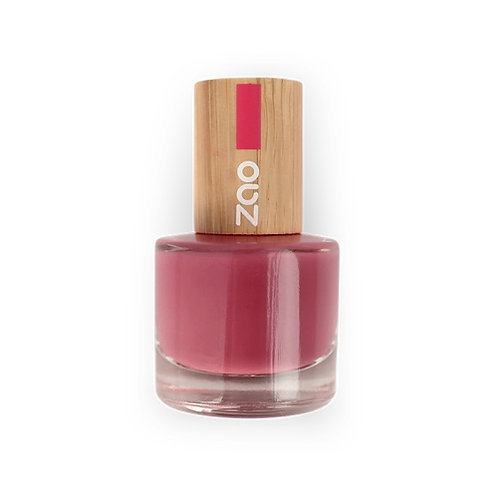 Zao Spring/Summer Collection '10 free' Nail Polishes - Rosewood (671)