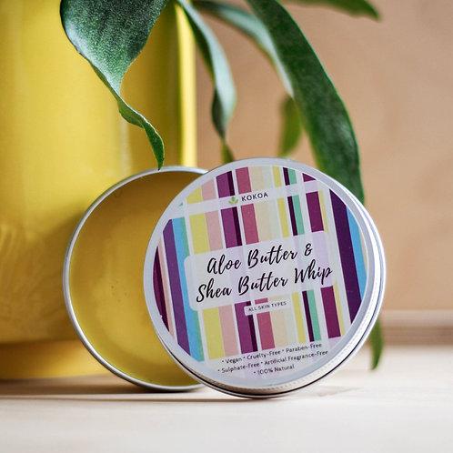 Kokoa Aloe Butter & Shea Butter Whip