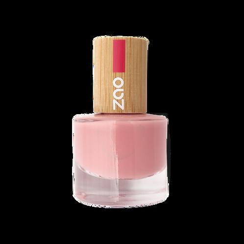 Zao Nail Polish - Antic Pink (662)