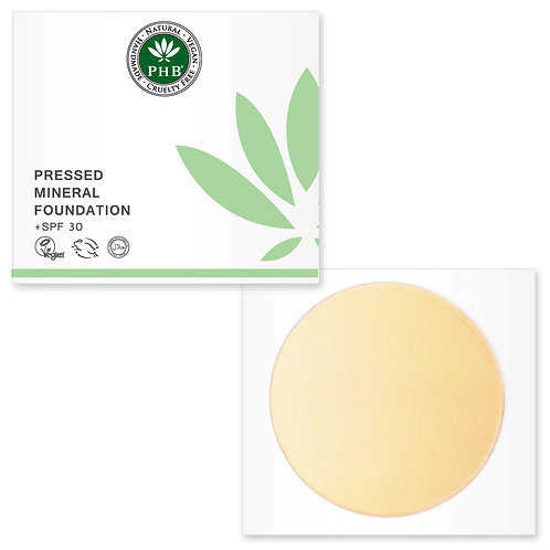 PHB Ethical Pressed Mineral Foundation +SPF 30 - Fair