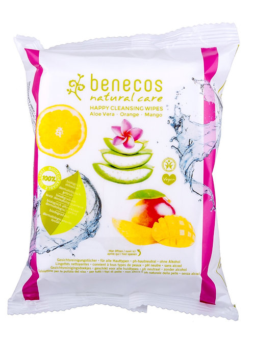 Benecos Cleansing Wipes