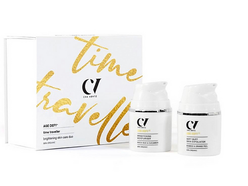 Green People AGE DEFY+ TIME TRAVELLER GIFT SET