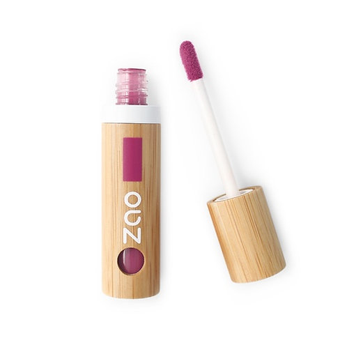 Zao Refillable Lip Ink - Emma's Pink (441)